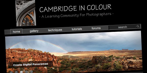 Cambridge In Colour Top 20 Photography Websites 2011