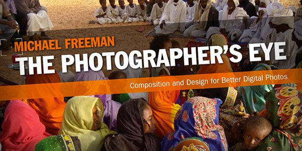 Photographers eye Top 20 Photography Books to Improve Your Skills