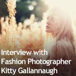 Interview with Fashion Photographer Kitty Gallannaugh