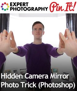 Hidden Camera Mirror Photo Trick Photoshop Hidden Camera Mirror Photo Trick (Photoshop)