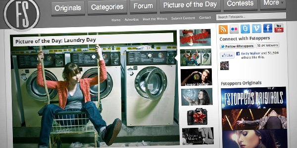 Fstoppers Top 20 Photography Websites 2012