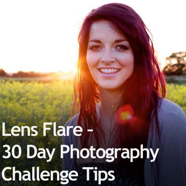 Lens Flare Lauren