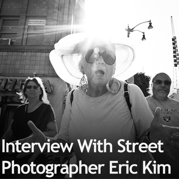 Interview With Street Photographer Eric Kim