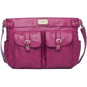 Kelly Moore Classic Bag Fuchsia Fashionable Camera Bag