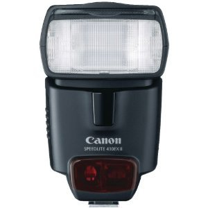 Canon 430EX Speedlite Flash