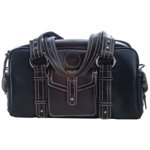 Jill-E Small Leather Camera Bag