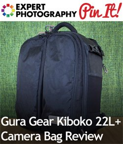 Gura Gear Kiboko 22L+ Camera Bag Review1 Gura Gear Kiboko 22L+ Camera Bag Review