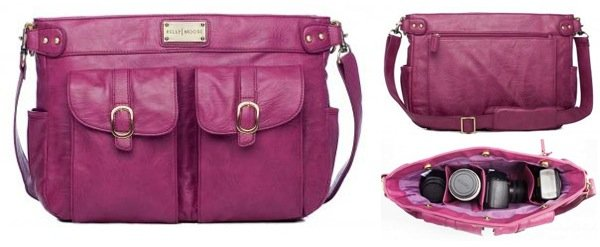 Kelly Moore Classic Bag Fuchsia 10 Stylish Camera Bags for Women