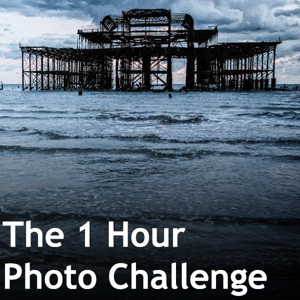 The 1 Hour Photo Challenge - Train Yourself to Take Better Photos, Faster