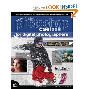 The Adobe Photoshop CS6 Book