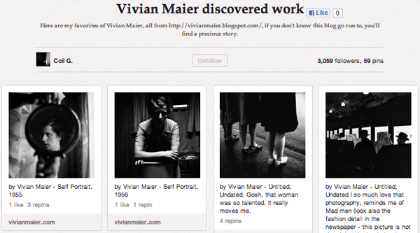 vivian Top 20 Photography Pinterest Boards