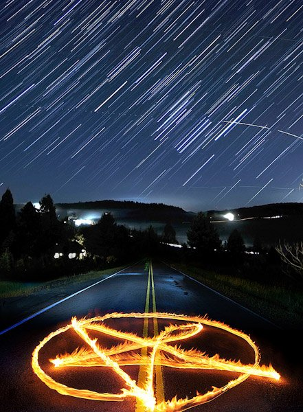 Light Painting Fire Long Exposure and Star Trails1 Trick Photography and Special Effects eBook Photos