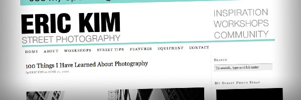 100 Things I Have Learned About Photography  Top 50 Photography Posts 2012