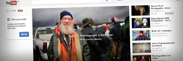 How To Photograph a Stranger by Jimmy Hickey Top 50 Photography Posts 2012