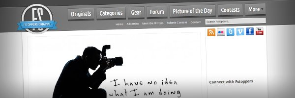 The Photographers You Idolize Are No Better Than You  Top 50 Photography Posts 2012