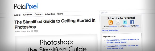 The Simplified Guide to Getting Started in Photoshop Top 50 Photography Posts 2012