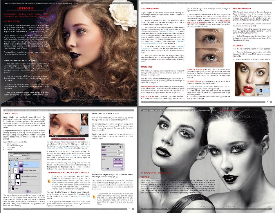 amateur to pro pages Creative Retouching Essentials In A Day eBook Review & Coupon