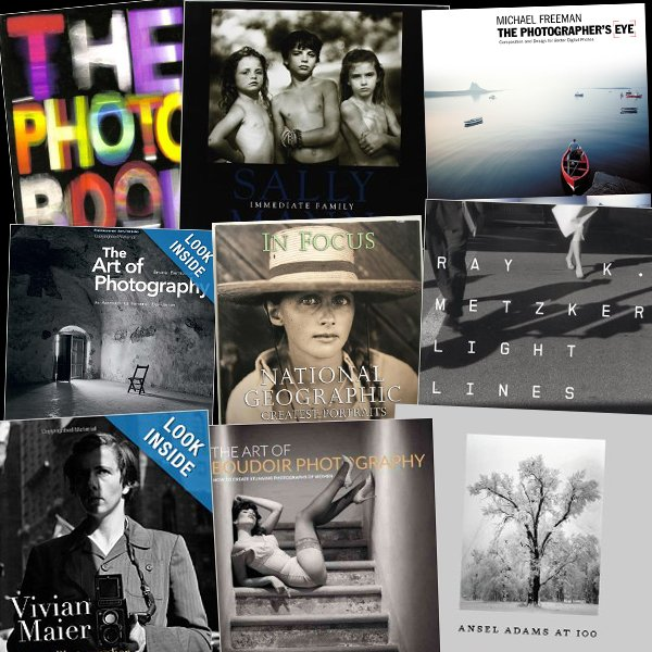 Top 10 Inspirational Photography Books